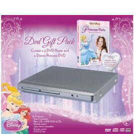 DISNEY PRINCESS DVD Gift Pack