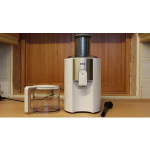 Photo of Braun J500 Spin Juicer Food Processor