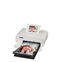 Selphy CP1200 Photo Printer in White Reviews