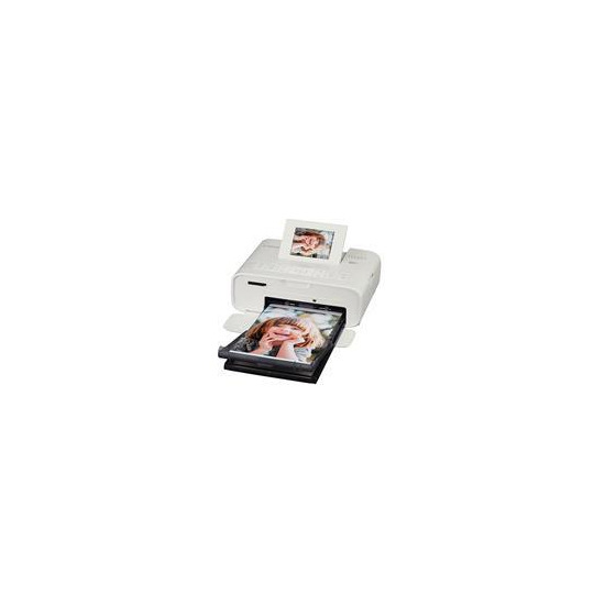Selphy CP1200 Photo Printer in White
