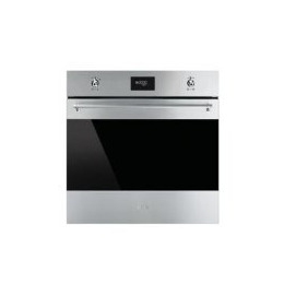 Smeg SF6371X Electric Single Oven - Stainless Steel & Black Reviews