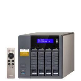 QNAP TS-453A-4G 4 Bay NAS Enclosure with 4GB RAM Reviews