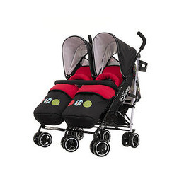 Disney Twin Stroller with Footmuffs Reviews