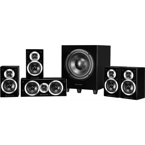 Wharfedale DX1SE 5.1 Home Cinema Speaker System
