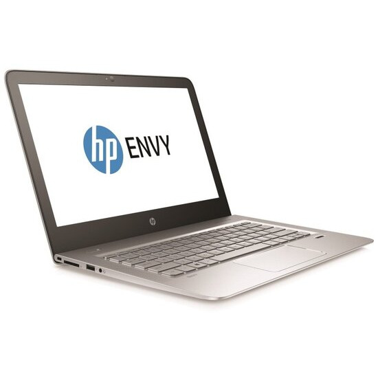 HP ENVY 13-d004na Laptop Intel Core i7-6500U 2.5GHz 8GB RAM 512GB SSD 13.3 QHD No-DVD Intel HD WIFI Webcam Bluetooth Windows 10 Home 64bit