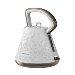 Morphy Richards Prism Traditional Kettle