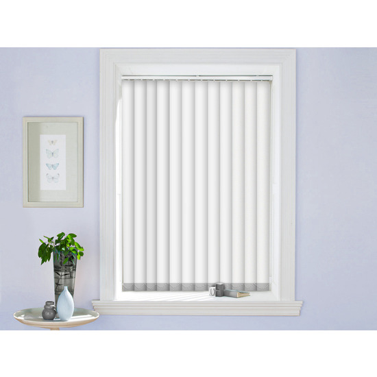 Sasha White Blinds (89mm)