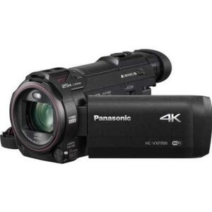 Photo of Panasonic HC-VXF990EBK Camcorder