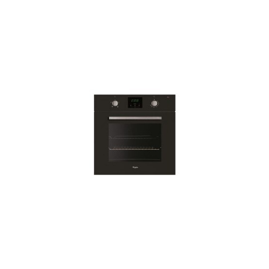 Whirlpool built in electric oven - Black AKP 491/NB