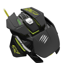 Mad Catz R.A.T Pro S Reviews