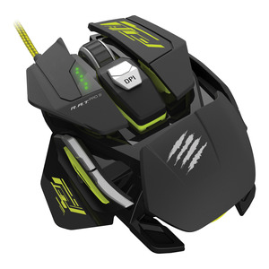 Photo of Mad Catz R.A.T Pro S Computer Mouse
