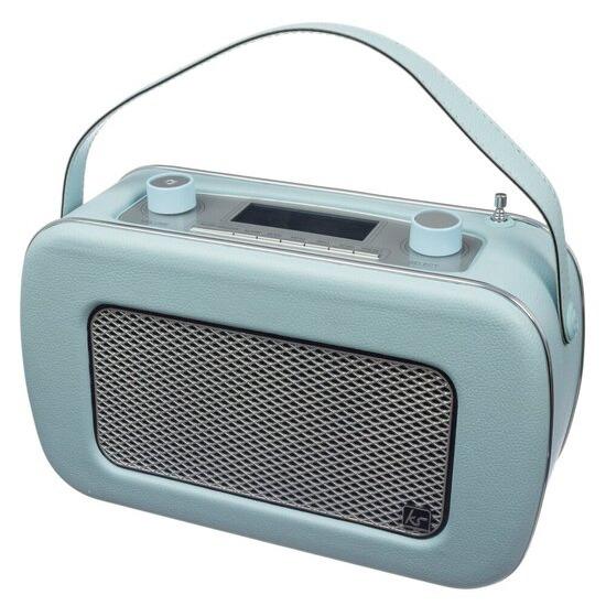 KitSound Jive 1950s style retro radio