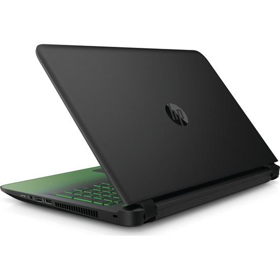 HP Pavilion 15-ak056na 15.6 Gaming Laptop Black & Green