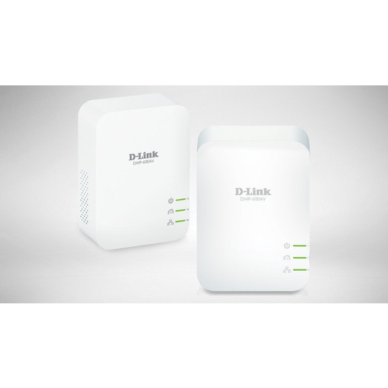 D-Link PowerLine AV2 1000 HD Gigabit Starter Kit