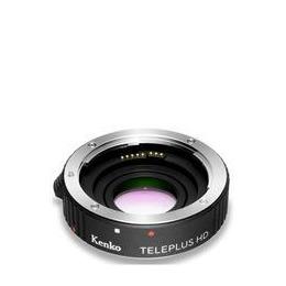 Teleplus 1.4x HD DGX Teleconverter - Canon Reviews