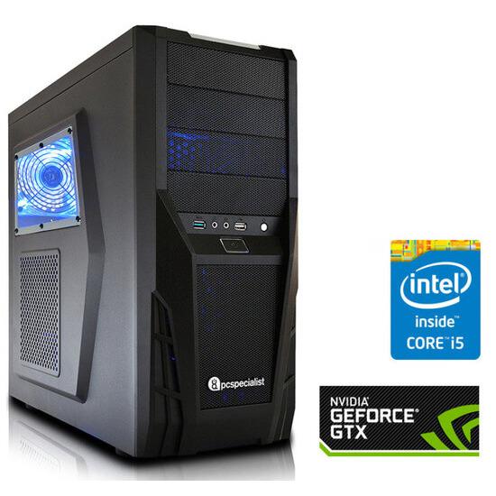 PC Specialist Vortex Venom XT III Gaming PC