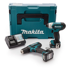 Makita CLX201AJ 10.8V CXT 2 PIECE KIT Reviews
