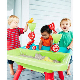 ELC Sand and Water Table Reviews