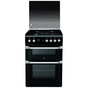 Photo of Indesit ID60G2K Cooker