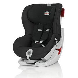 Britax King ll ATS Car Seat Reviews