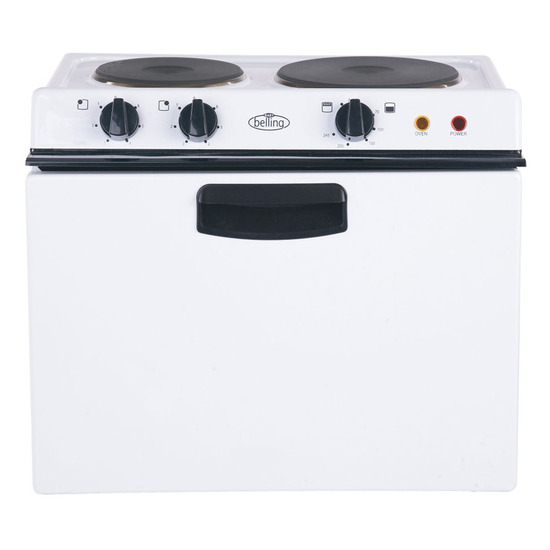 Belling 321RWHI Electric Cooker