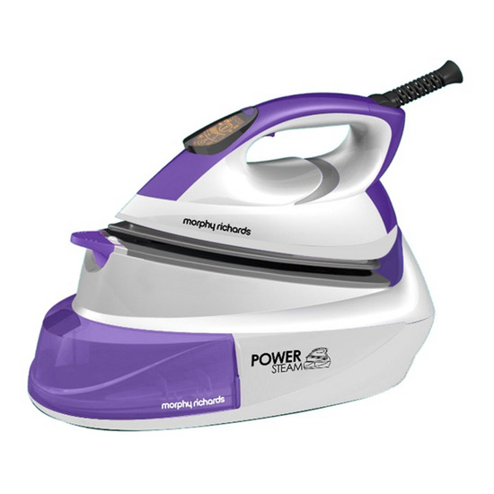 Morphy Richards 330000 Steam Generator Irons