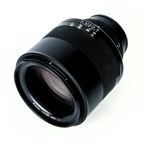 Zeiss Milvus 85mm f/1.4