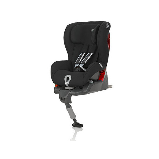 Britax Römer Safefix Plus Isofix Group 1 Car Seat - Cosmos Black