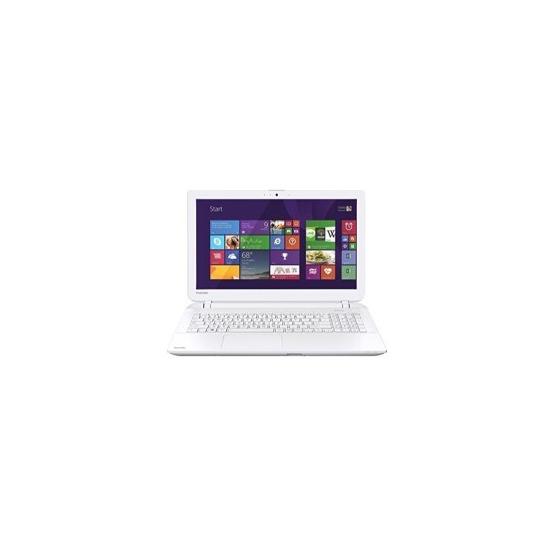 Toshiba Satellite L50D-B-16P AMD A4-6210 8GB 1TB Windows 8.1 Laptop White