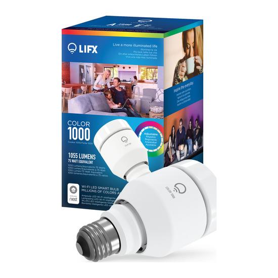 LIFX Colour 1000 Smart Bulb E27