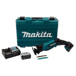 Makita JR103DWAE Reciprocating Saw 10.8V CXT Cordless Li-ion 2 x 2.0Ah Batteries Reviews
