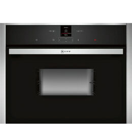 C17DR02N0B Compact Electric Steam Oven Stainless Steel Reviews