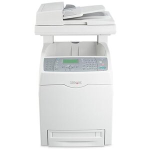 Photo of Lexmark X560N Printer