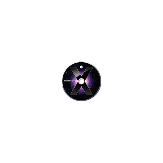 Mac OS X Leopard - ( v. 10.5.1 ) - media - volume - DVD - Multi-Country