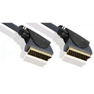 Photo of Profigold 5M SCART To SCART Cable. Scart Lead