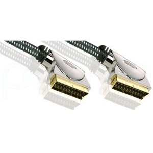 Photo of Profigold High Definition Oxypure 3M SCART To SCART Cable. Adaptors and Cable