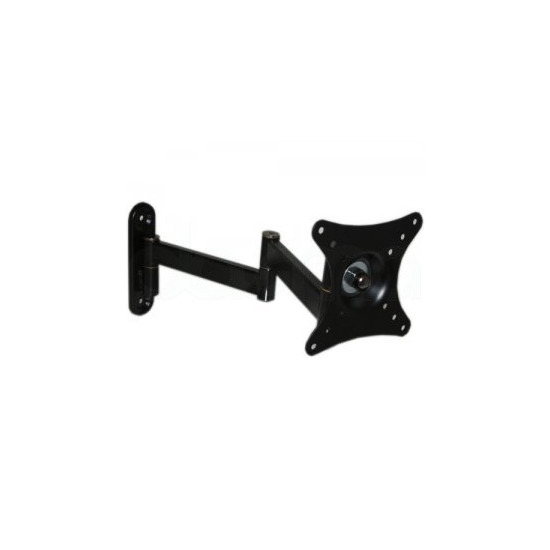 Select Mounts Black Vesa Swing Arm wall bracket up to 24  TV s