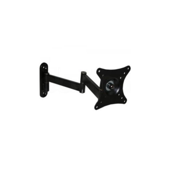 Select Mounts Black Vesa Swing Arm wall bracket up to 24  TV s