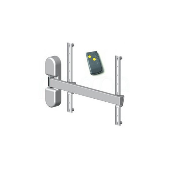 Remote Controlled Motorised Wall Mount - 21 -32  Screens