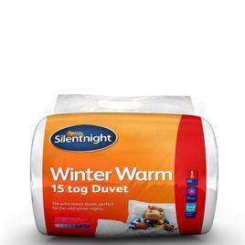 Silentnight 15 Tog Winter Warm Duvet Reviews