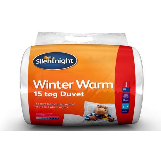 Silentnight 15 Tog Winter Warm Duvet