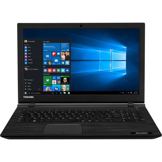 Toshiba Satellite C55-C-184 15.6 Laptop Black