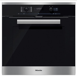 Miele Single oven Electric Colour Cleansteel h6260bp clst Reviews