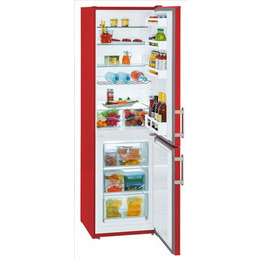 Liebherr - Fridge Freezer - Colour Fire Red - CUfr3311 Reviews
