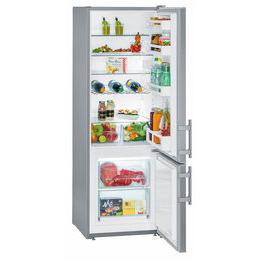 Liebherr - Fridge Freezer - Colour Stainless Steel Door - cuef2811 Reviews