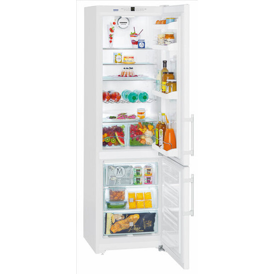 Liebherr - Fridge Freezer Frost Free - Colour White - cnp4003