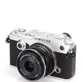 Olympus PEN-F (Body Only) Reviews