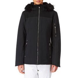 Spyder Diamonte Faux Fur Jacket