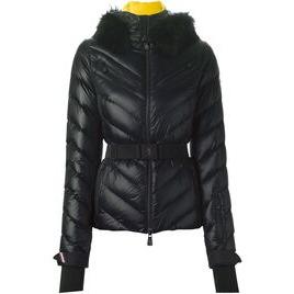 Moncler Grenoble Trimmed Hood Padded Jacket