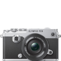 Olympus PEN-F inc 14-42mm EZ Lens Kit - Silver/Black Reviews